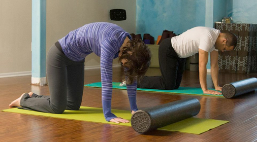 Pilates Mat Classes for groups and private lessons available