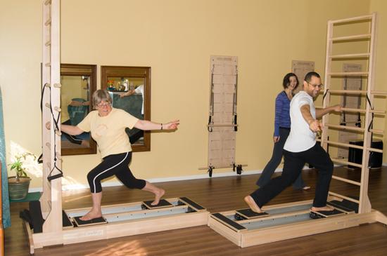 CorAlign Pilates demo