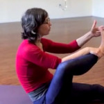 video still for July case study for Alignment via Pilates