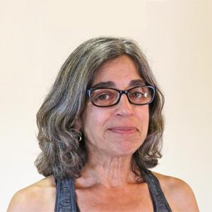 Pilates instructor Janes Camerini