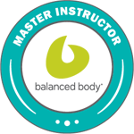 Balanced Body Master Instructor seal