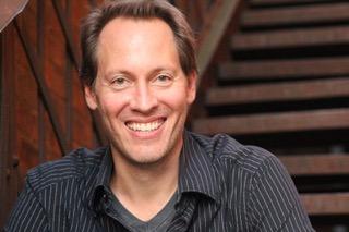 Michael Stanek, smiling