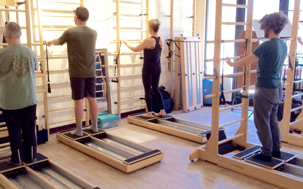 Teacher Training - CoreAlign Pilates