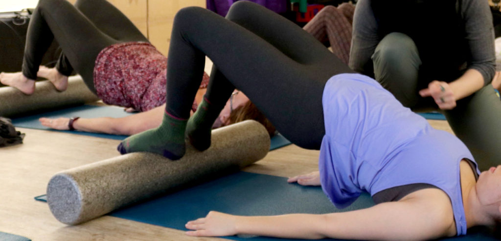 Teacher Training - Movement principles-Pilates