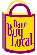 Proud member of Dane Buy Local