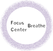breathe center focus