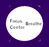 breathe center focus