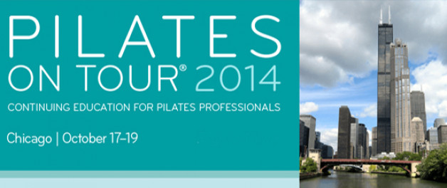 Pilates on Tour in Chicago