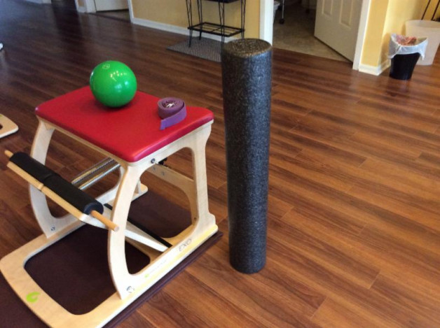 Foam Roller & Ball Workshop