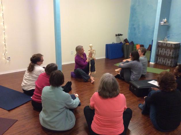 Jules Pilates Studio Community, pt. 2 Susan Trier